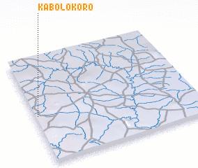 3d view of Kabolokoro