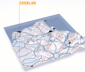 3d view of Soualah