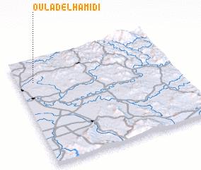 3d view of Oulad el Hamidi