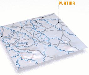 3d view of Platina