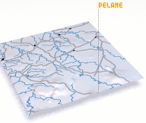 3d view of Pelame