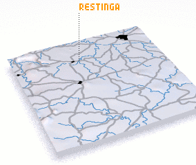 3d view of Restinga
