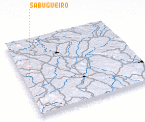 3d view of Sabugueiro
