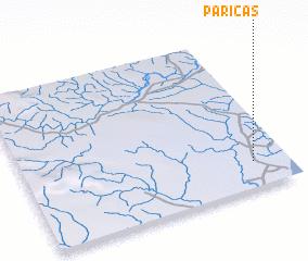 3d view of Paricás