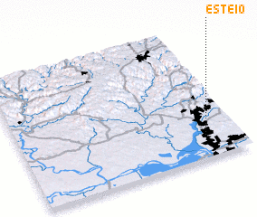 3d view of Esteio