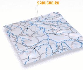3d view of Sabugueiro