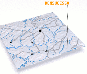 3d view of Bom Sucesso