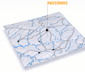 3d view of Passinhos