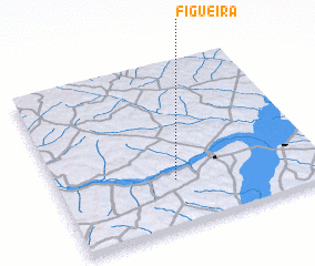 3d view of Figueira