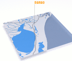 3d view of Ramão