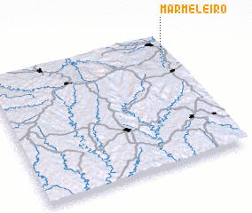 3d view of Marmeleiro