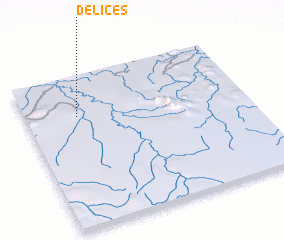 3d view of Délices