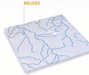 3d view of Délices
