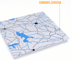 3d view of Samuel Sousa