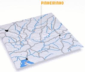 3d view of Pinheirinho