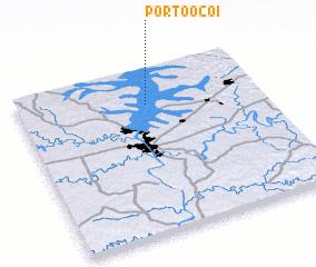 3d view of Pôrto Ocoí