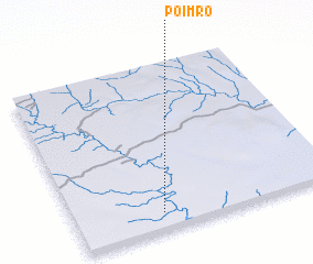3d view of Poimró