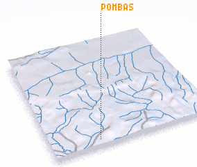 3d view of Pombas