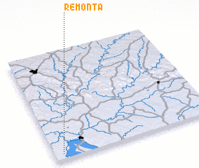 3d view of Remonta