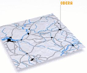 3d view of Oberá