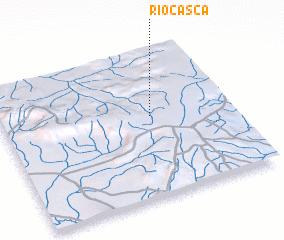 3d view of Rio Casca