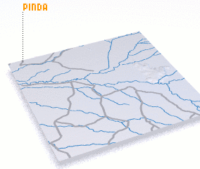 3d view of Pindá