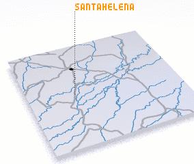 3d view of Santa Helena