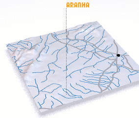 3d view of Aranha