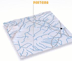 3d view of Porteira