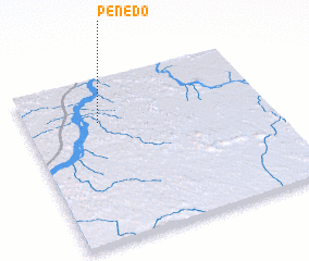 3d view of Penedo