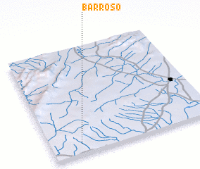 3d view of Barroso