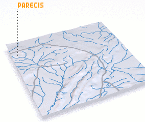 3d view of Parecis