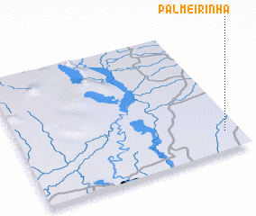3d view of Palmeirinha