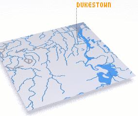 3d view of Dukestown