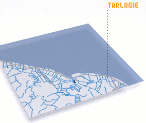 3d view of Tarlogie