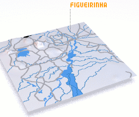 3d view of Figueirinha