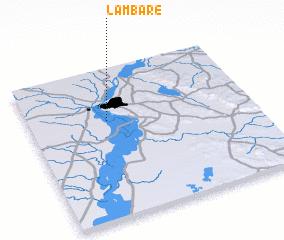 Lambar Paraguay map nonanet