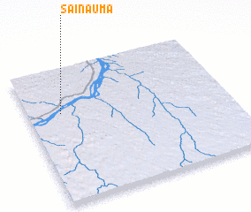 3d view of Sainaúma