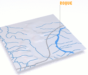 3d view of Roque