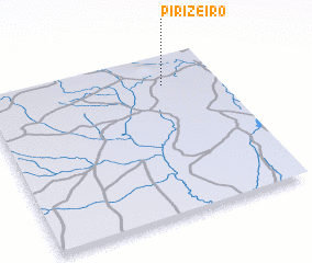3d view of Pirizeiro