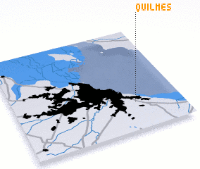 3d view of Quilmes
