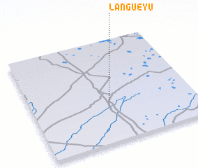 3d view of Langueyú