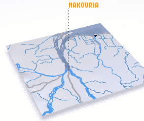 3d view of Makouria