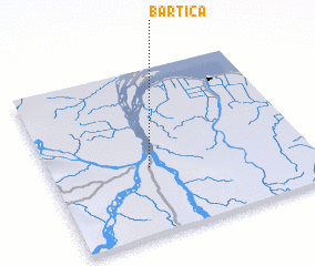 Bartica Guyana map nonanet