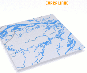 3d view of Curralinho