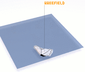 3d view of Wakefield