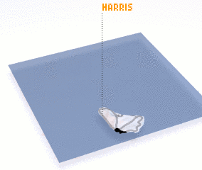 3d view of Harris