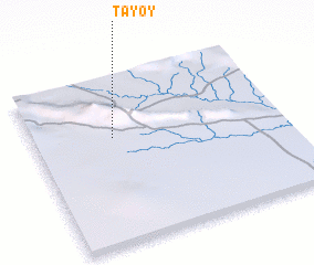 3d view of Tayoy