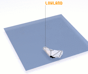 3d view of Lowland