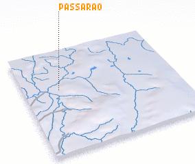 3d view of Passarão